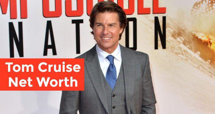 Tom Cruise Net Worth