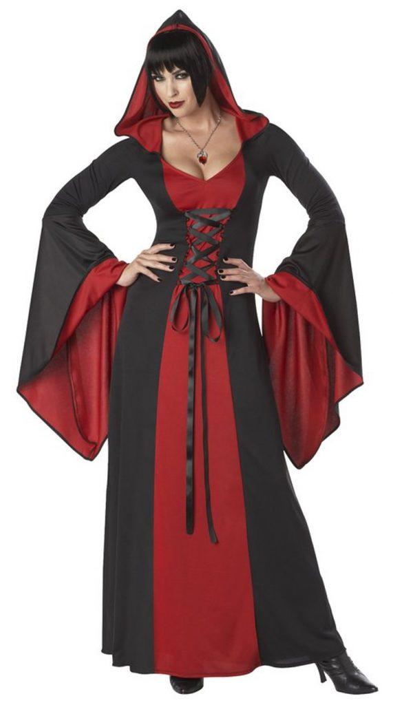 Vampire Bride Halloween Costumes