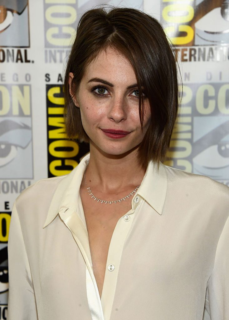 Willa Holland in Arrow