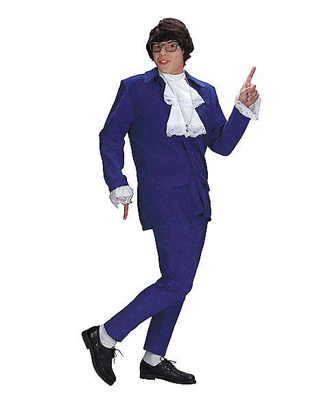 austin powers halloween costume