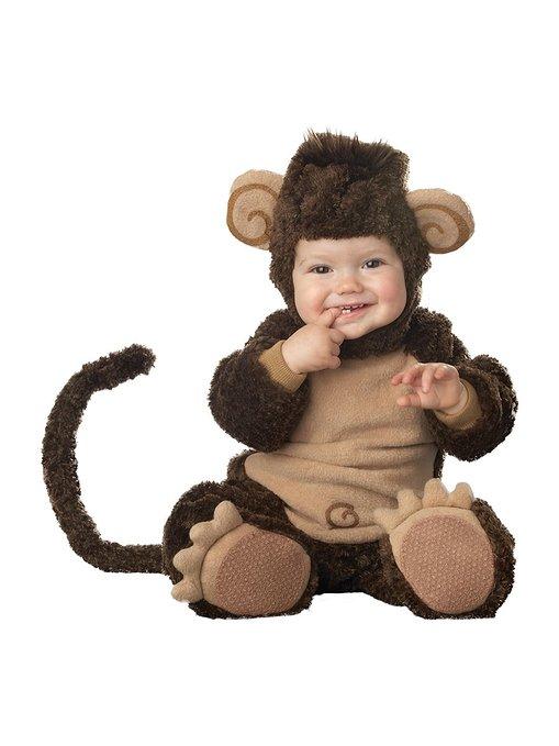 baby lil monkey halloween costume