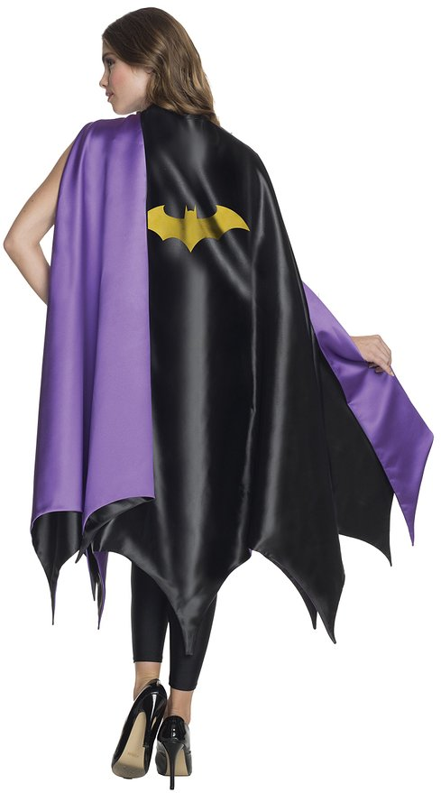 batgirl cape halloween costume