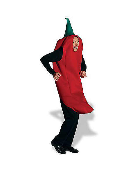 chili pepper halloween costume