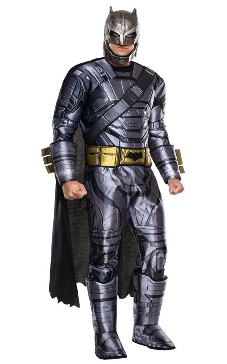 deluxe batman halloween costume