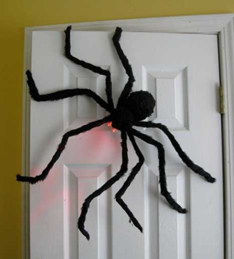 hairy led eyed spider halloween costume