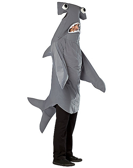 hammerhead shark halloween costume
