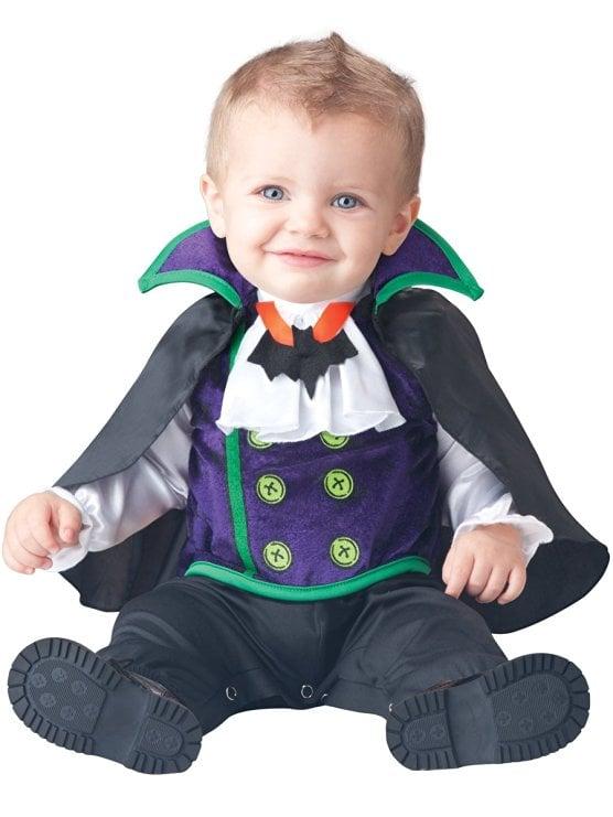 harmless vampire baby halloween costume