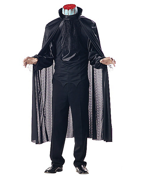 headless horseman halloween costume