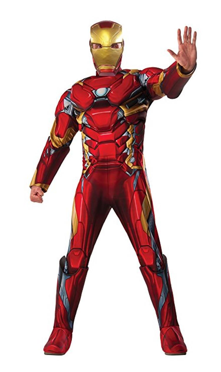 iron man halloween costume
