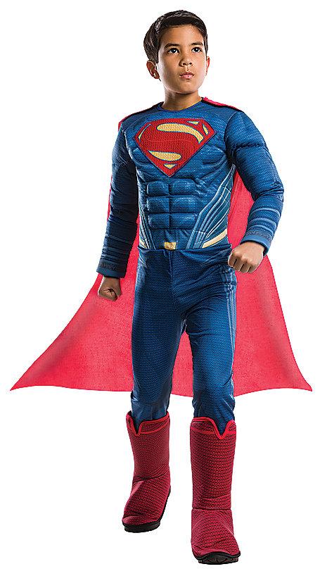 kid superman halloween costume