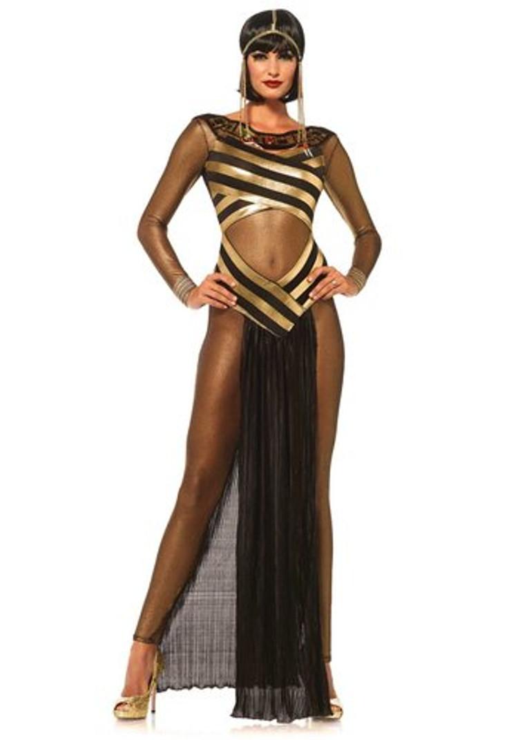 leg avenue women goddess isis halloween costume
