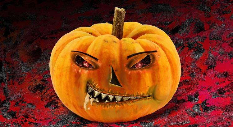 monster pumpkin halloween ideas