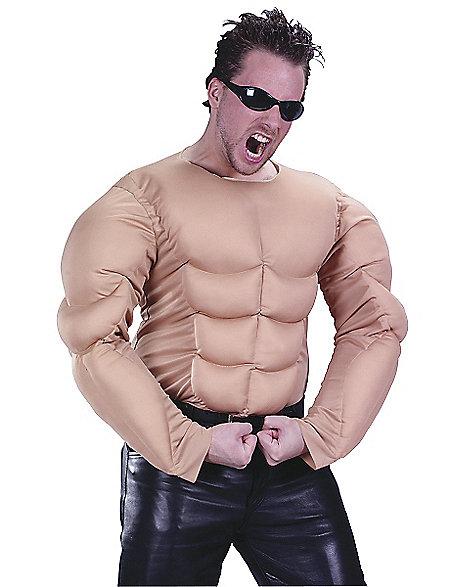 muscle man halloween costume
