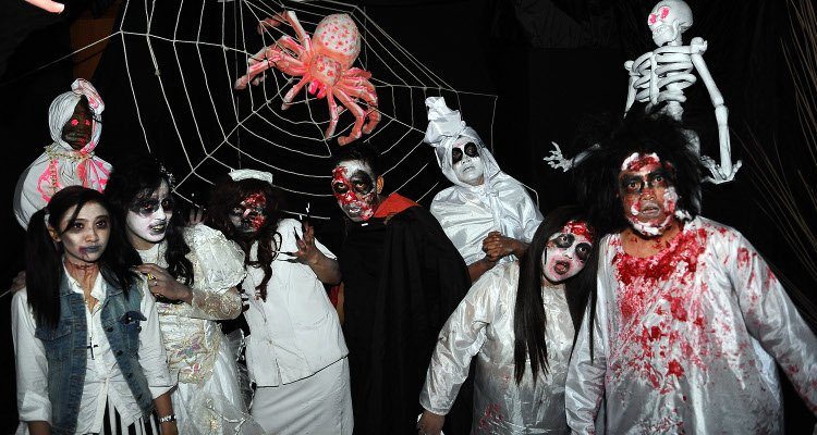 perfect halloween party ideas - Holloween Party