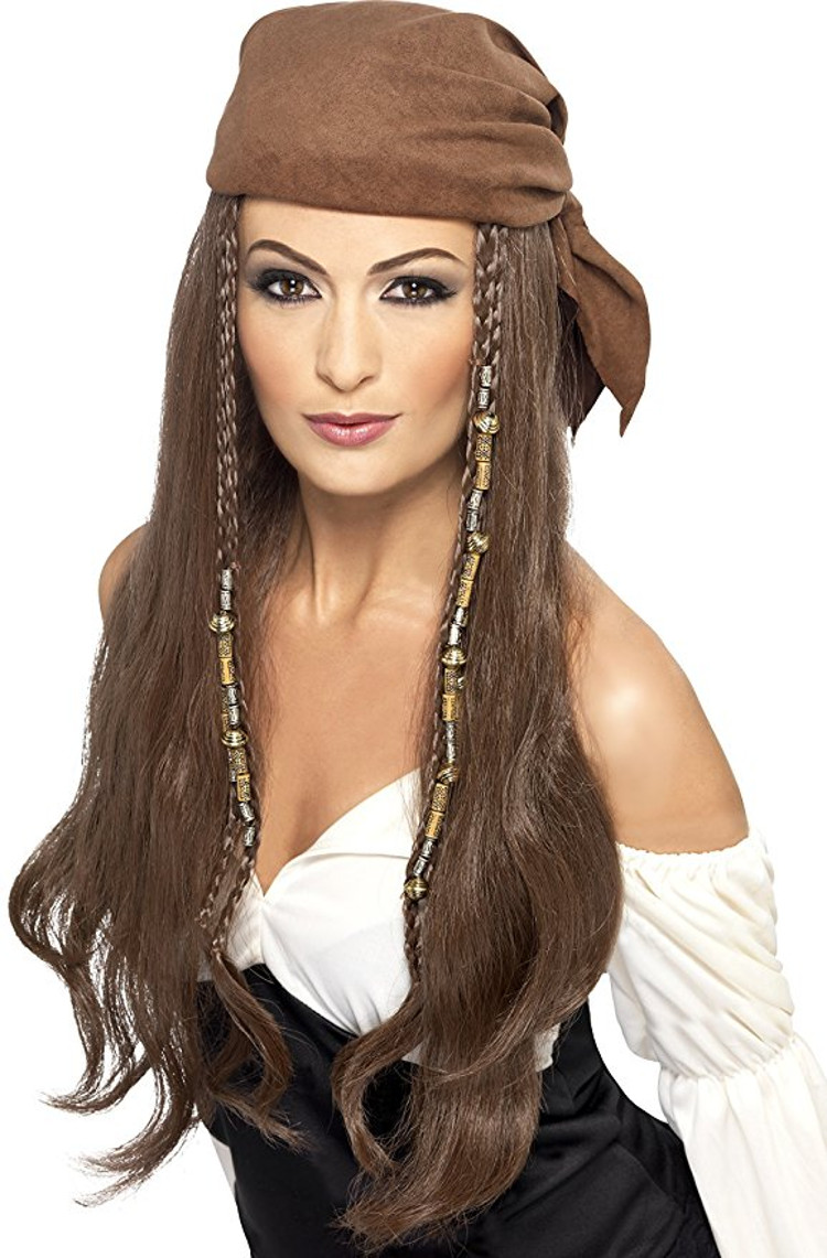 Womens Pirate Wig 31
