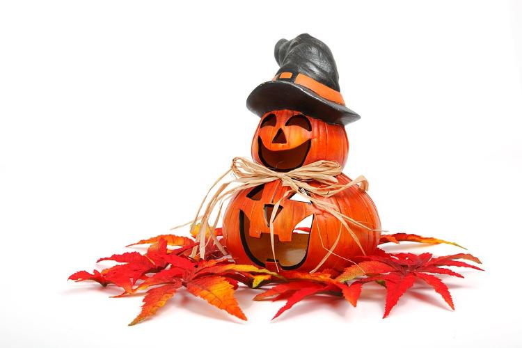 scarecrow halloween pumpkin idea