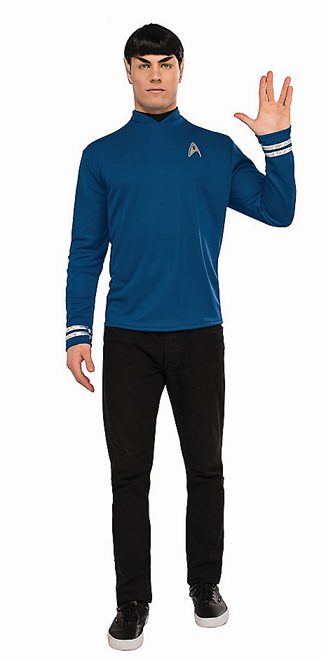 star trek spock halloween costume