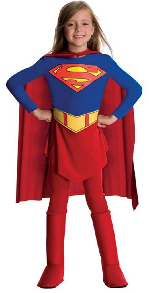 supergirl to the rescue halloween costume