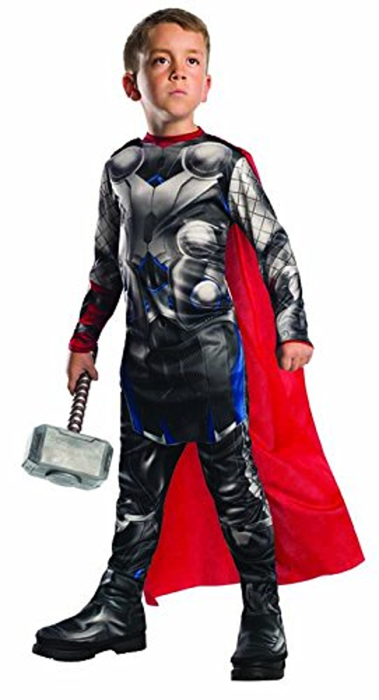 Thor Halloween Costume Earn The Necklace