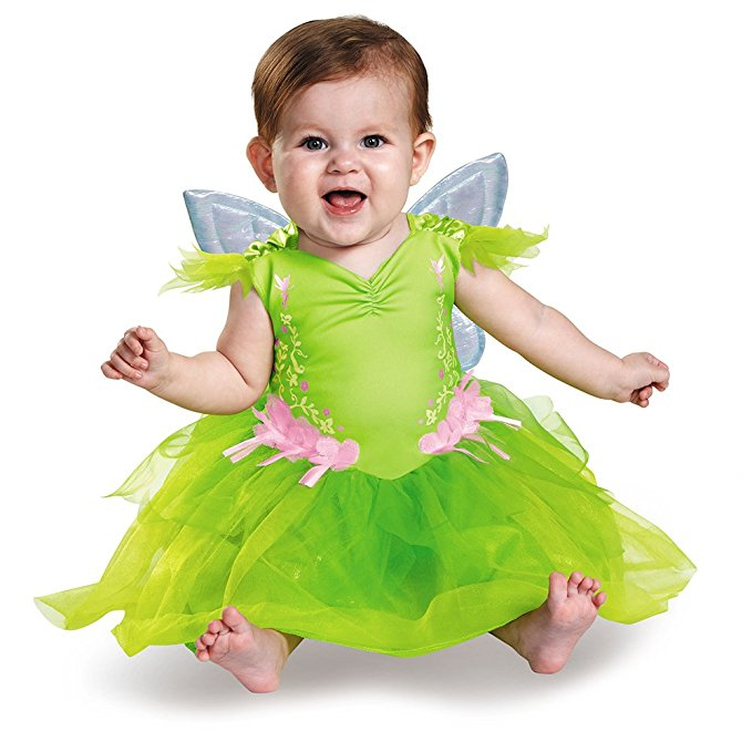 tiny tinker bell halloween costume