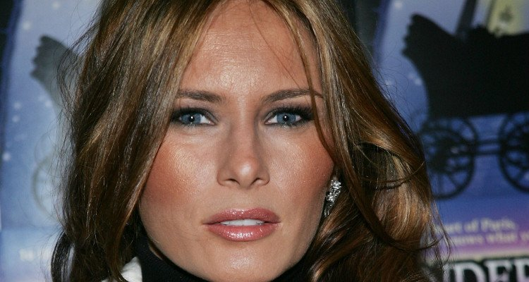 9 Hot Photos of Melania Trump