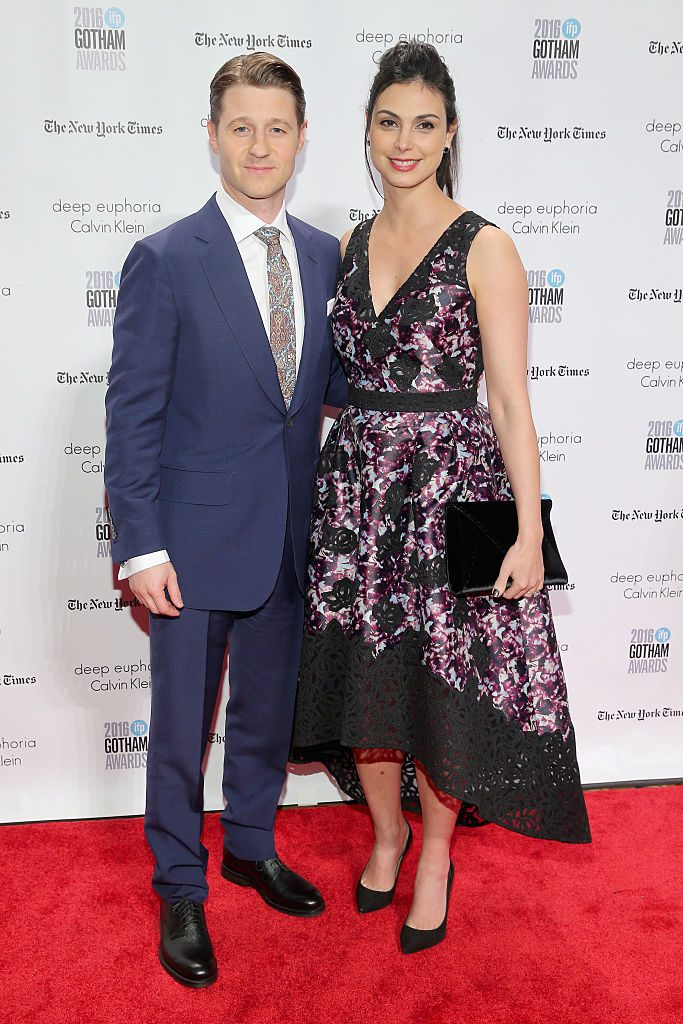 Ben McKenzie and Morena Baccarin Share a Daughter