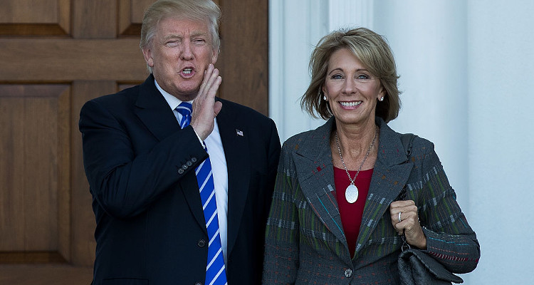 Betsy DeVos Wiki  4 Facts to Know About the New Education Secretary  Appointed by President-Elect Donald Trump 19d39cc4a1f3