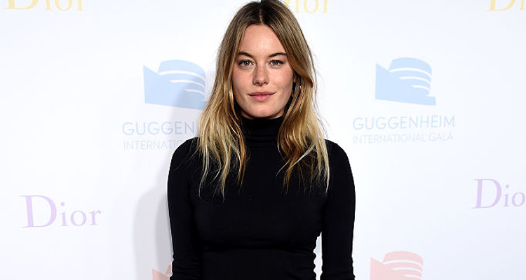 Camille Rowe Wiki