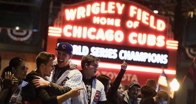 Chicago Cubs Parade