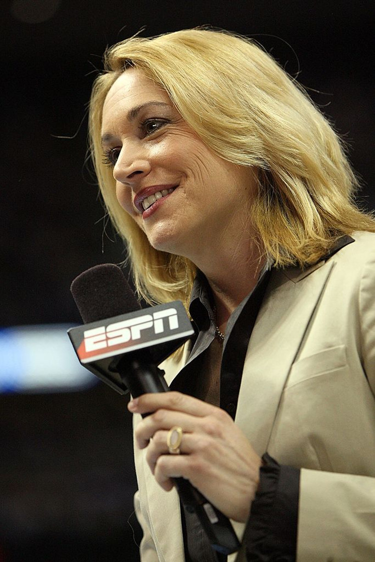 ESPN Reporter Doris Burke