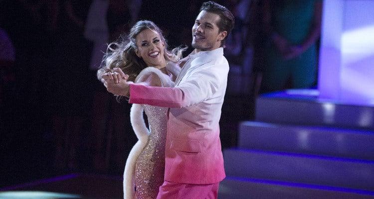 Gleb Savchenko Perform on Dancing With the Stars