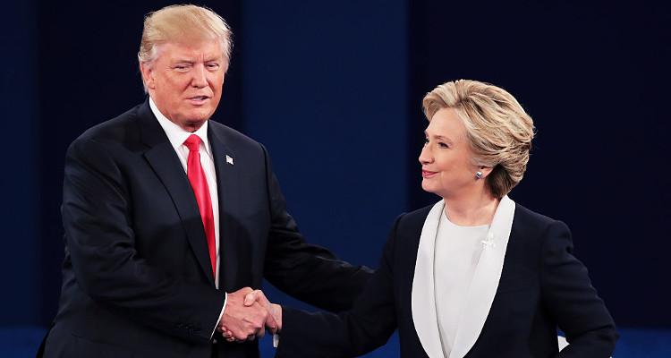 Trump wins three New Hampshire