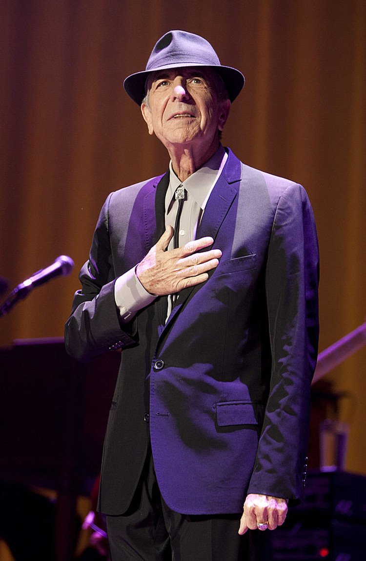 How Did Leonard Cohen Die
