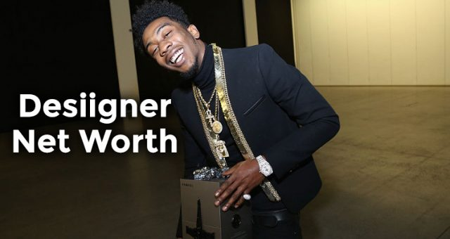 How Much is Desiigner Worth