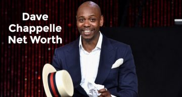 How Rich is Dave Chappelle