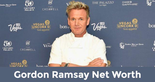 How Rich is Gordon Ramsay