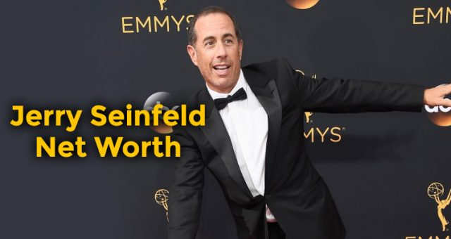 How Rich is Jerry Seinfeld