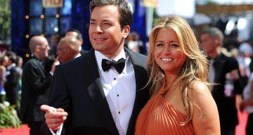 Jimmy Fallon Wife Nancy Juvonen