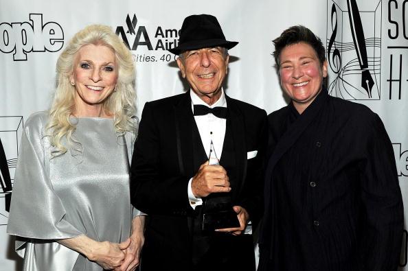 Judy Collins, Leonard Cohen, & KD Lang
