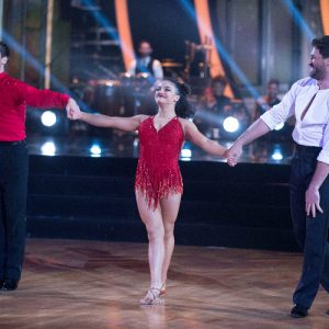 Laurie Hernandez and Val Chmerkovskiy Win DWTS Season 23