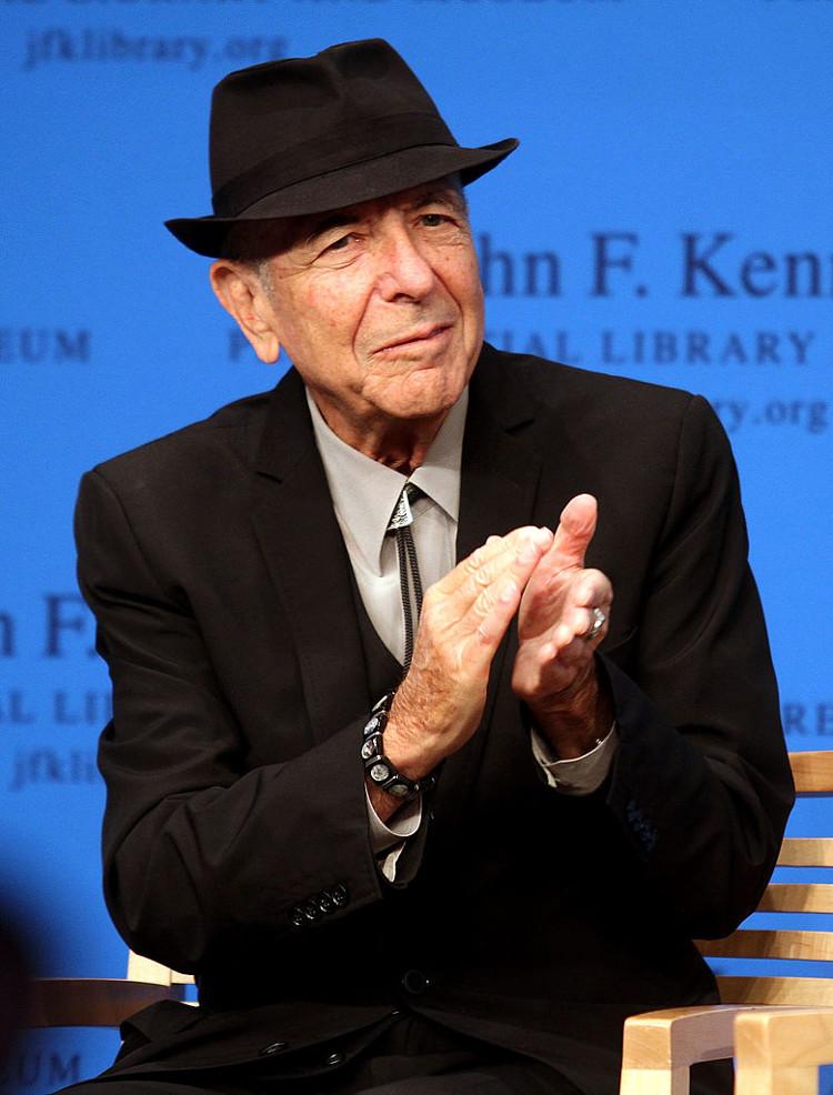 Leonard Cohen Die
