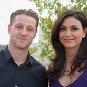 Morena Baccarin and Ben Mckenzie have announced their engagement