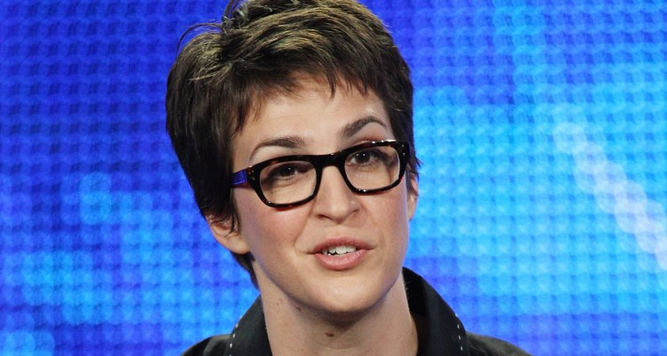 Rachel maddow phd dissertation
