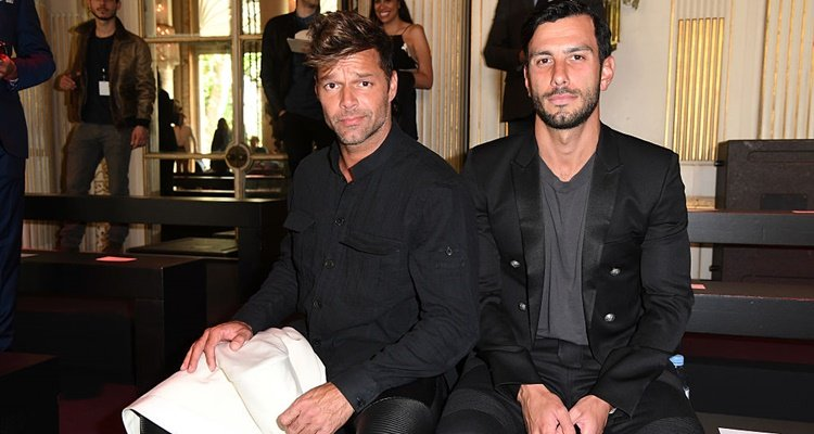 Ricky Martin and Boyfriend Jwan Yousef Are Engaged