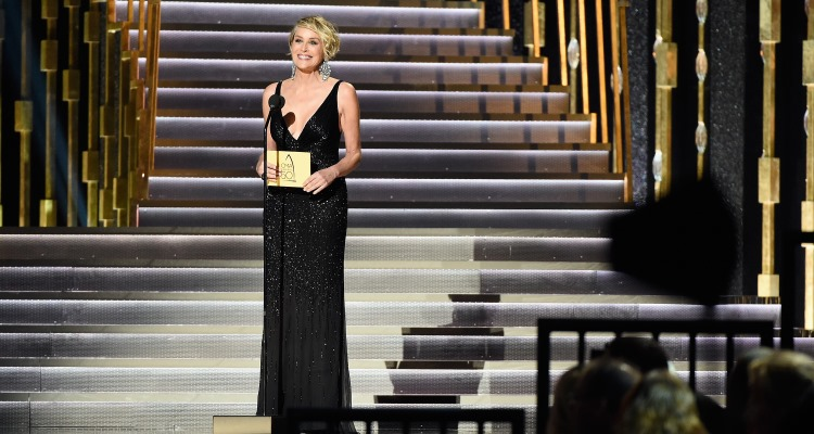 Sharon Stone, 2016 CMAs