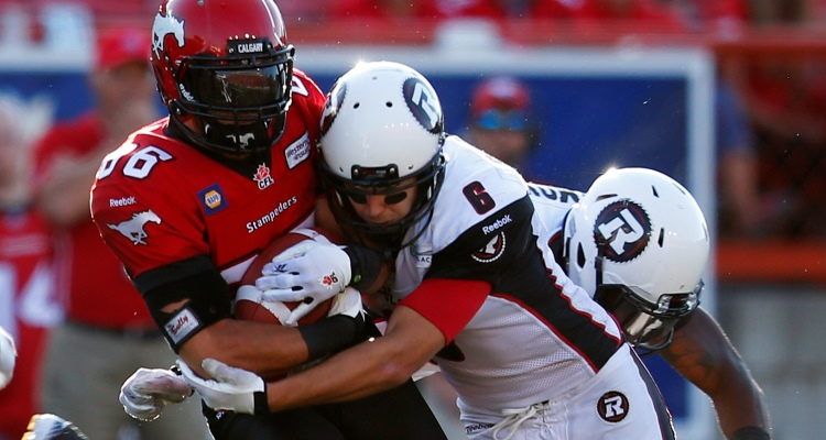 Stampeders vs. Redblacks