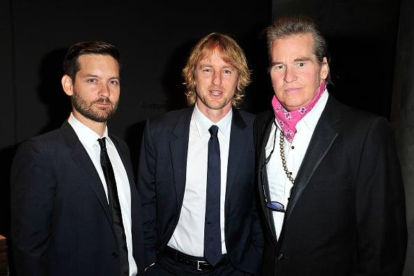 Tobey Maguire, Owen Wilson, Val Kilmer