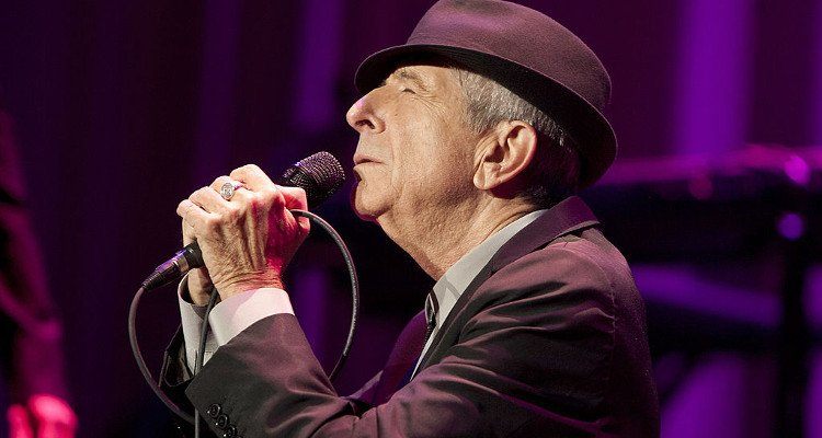 Top Ten Songs of Leonard Cohen