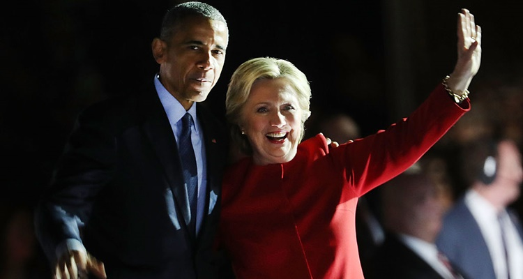 Will President Obama Pardon Hillary Clinton
