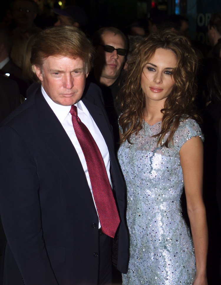 hot photos of melania trump